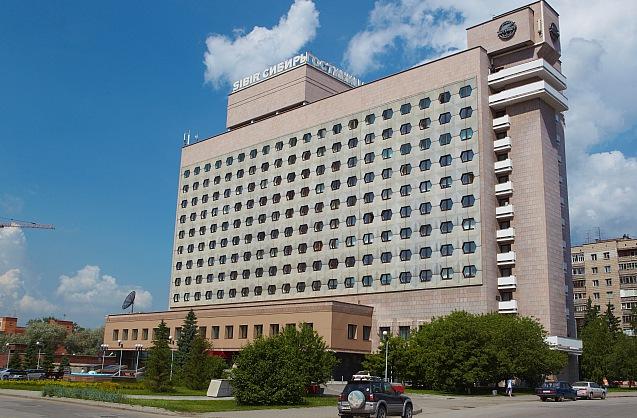 Стандарт двухместный - Стандарт двухместный - <big>Новосибирск, улица Ленина, 21</big>