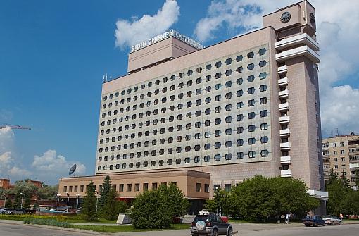 Азимут Отель Сибирь - Новосибирск, улица Ленина, 21